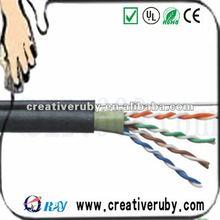 4pair UTP Cat5 Aerial Cable