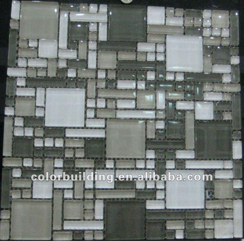 Irregular Kitchen Mosaic Tiles View kitchen mosaic tiles