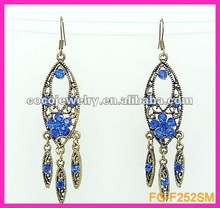 2012 fashion diamond earrings for women