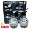 HID Bi-xenon Bulb H1 H7 4300K Car Headlight Lights projector lens rainy fog
