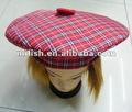 A escócia escocesa tradicional vê-lo jimmy chapéu mh-1207