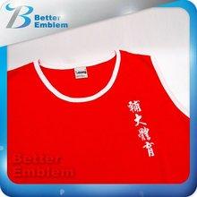 Internacional de la compañía de ropa personalizada de la camisa