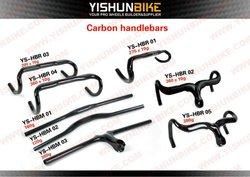 YISHUNBIKE 2012 Intergrated carbon bicycle handlebar