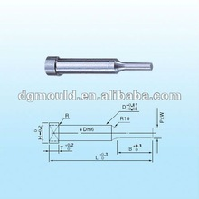 misumi cutting edge molding punch (high speed steel M2)OEM producer in Dongguan China 2012