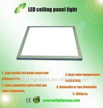 2012 modern led ceiling light remote control
