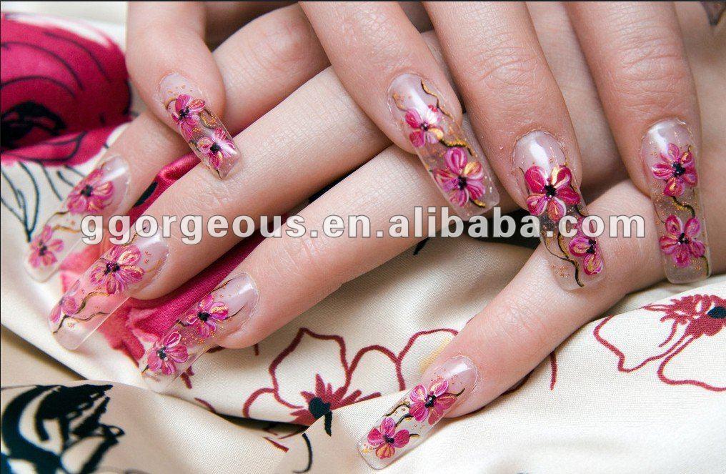 Ногти нарощенные самые красивые дизайны