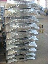 metallic fabric fan cover