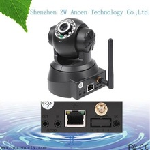 Wireless MPEG Infrared Pan-Tilt Internet IP Camera Webcam