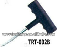 tire repair tool reamer TRT002B, repair plug, tire changing