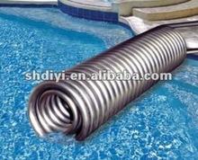 Titanium Heat Exchanger Coil for Swimming Pool