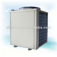 Low Ambient Temperature Enhanced Vapor Injection Well Service Pump Unit