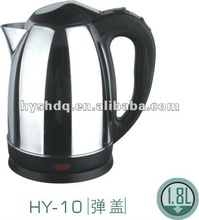 2012 2.0L big Stainless Steel electric kettle logo