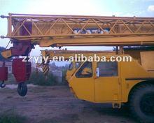 80t japan used truck mobile KATO rough terrain tower crane