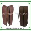 Hot Selling!!!folding custom pu leather wine box pu leather wine box custom leather wine box