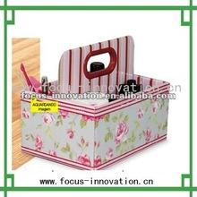 fabric toy storage box
