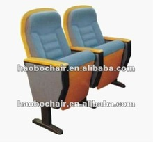 Hot finding movie chair & opera house/ Theater Furniture