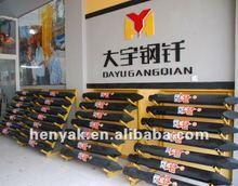 Hydraulic breaker hammer chisel/Dia 135mm