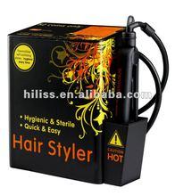 2012 New Style hair straightener vending machine GL207