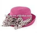 llanura mexicano sombrero de paja para decorar hecho en guangzhou