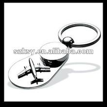 new blank metal keychains 2012