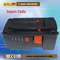 Substituição de furadeiras sem fio baterias para metabo 6.25489/ 6.25489.00/ 625489000