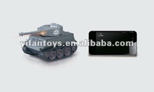 2012 New and Hot 2.4G 4 CH RC Min Tank wih USB and Battery