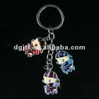 2012 fashion key chain for children