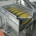 Huayu escova industrial máquina de lavar roupa