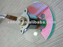 new Original av Projector lamps SONY NEC BENQ 42 mm 6 colour projector colour wheel projector remote control