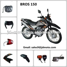 dirt bike parts for NXR BROS 150