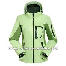 2012 Women's hoody,fashion outdoor jacket