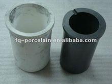 Graphite Crucibles With Quartz Casing Smelting For Gold,Copper,Silver,Aluminium Etc.Precious Metals