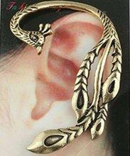 fashion ear wrap earrings jewelry phoenix stud earring