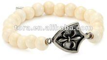 fashion personality Men's beads & Arms bracelet