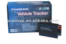 Sim card GPS tracking device with fuel level monitor