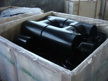 gas/oil/water carbon steel pipe fitting price list