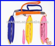 different shape pen,special promotional pen and hallowmas gift pen