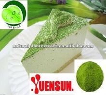 Organic matcha tea powder green /matcha green tea extract /instant matcha green tea