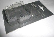 Blister plastic tool packaging with papercard inside