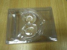 Blister earphone plastic packaging