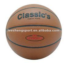 custom pvc basketball size 7