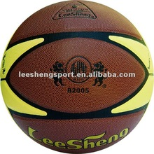 new style high qaulity pu basketball