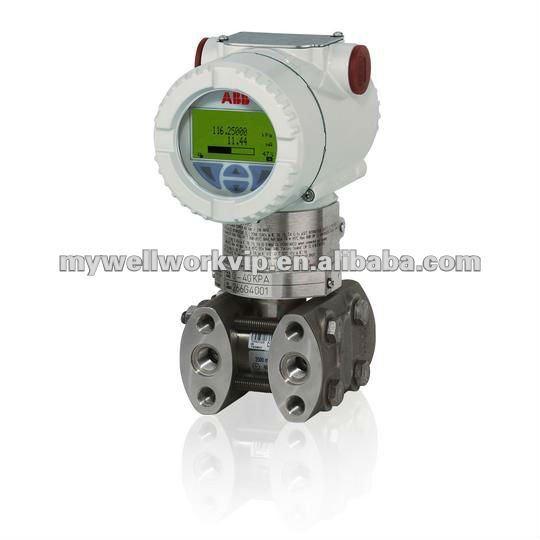 abb transmisor de presión diferencial 266 mst