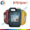 Solvent ink for xaar printheads