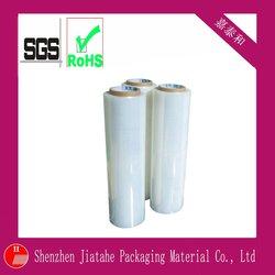 PE Packaging Material Stretch Film Plastic Film(ISO 9001 2008&SGS)