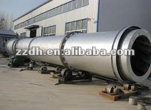 Industrial Rotary dryer of widely use in 2012