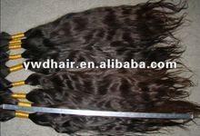 100% virgin human hair peruvian extention