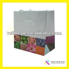 2012 Reimean New Design White Gift Bag