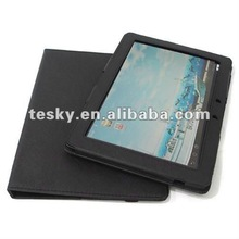 New arrival for Asus transformer eee Pad TF300t pu leather case