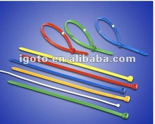 beaded nylon cable ties electrical nylon strap cable ties